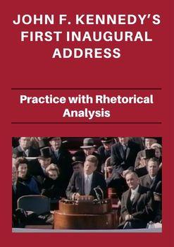 kennedy inaugural address rhetorical analysis