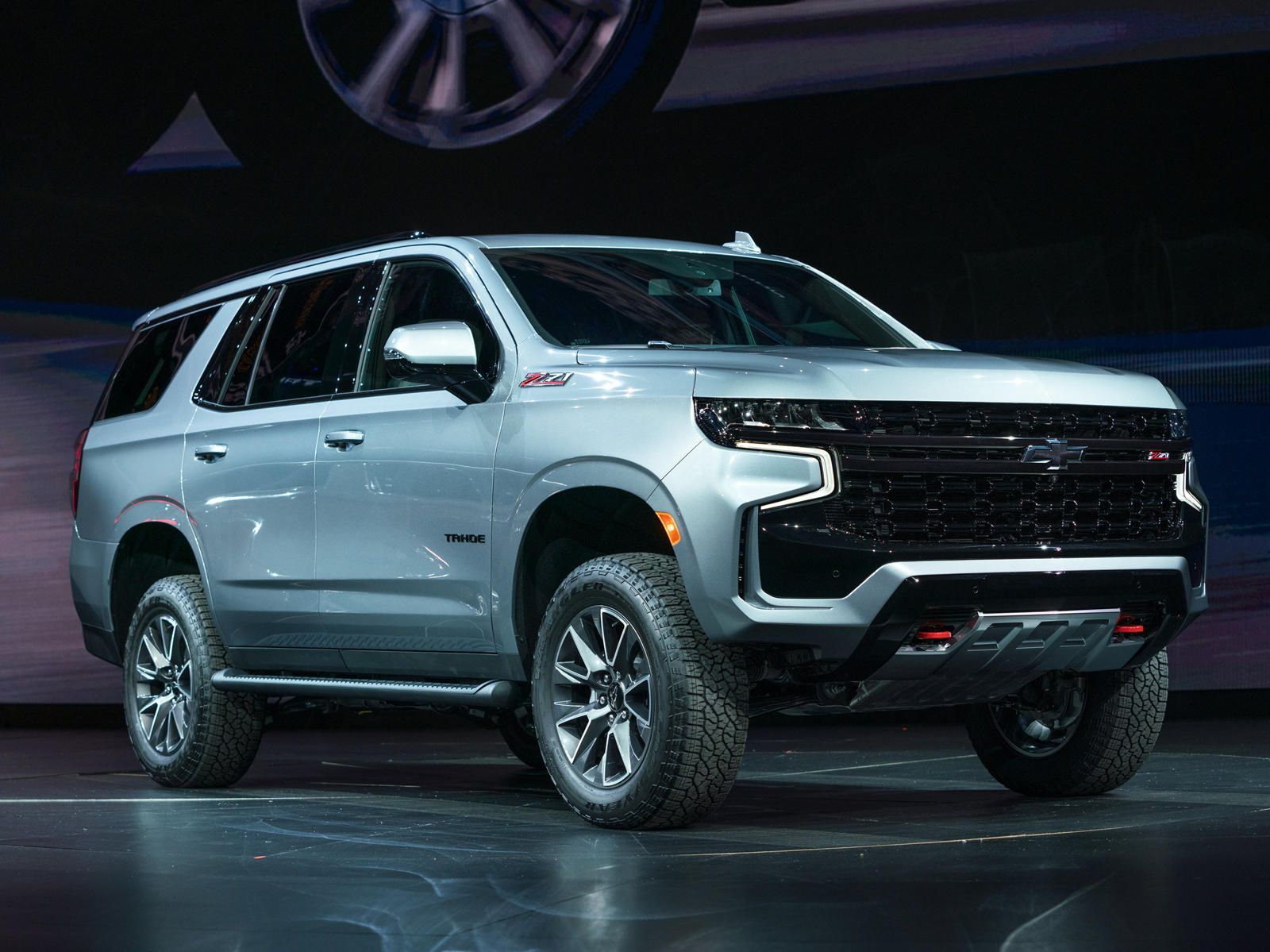 2021 Chevrolet Tahoe Review Trims Specs And Price Carbuzz In