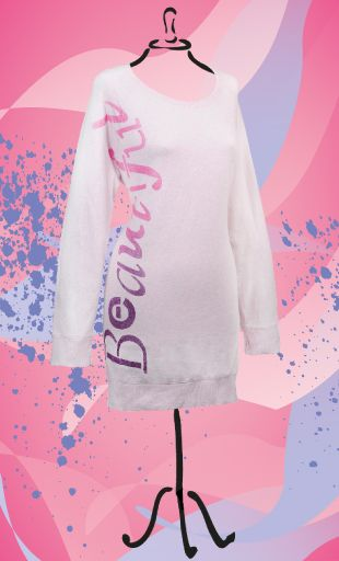 marabu fashion spray schablone marabu ilovefashion outfit textilfarbe spray sweater. Black Bedroom Furniture Sets. Home Design Ideas