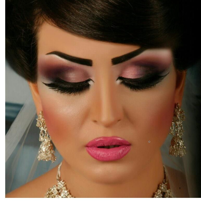 arabic makeup khaleeji heavy makeup exotic arabian - Heavy Makeup
