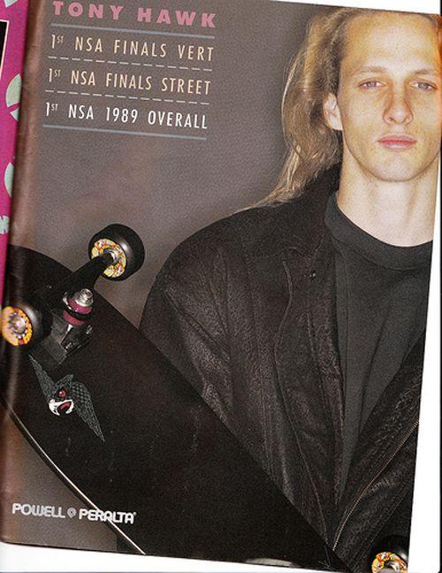 Tony Hawk Long Hair : Memory, Skateboard, Photography,, School, Skateboards,