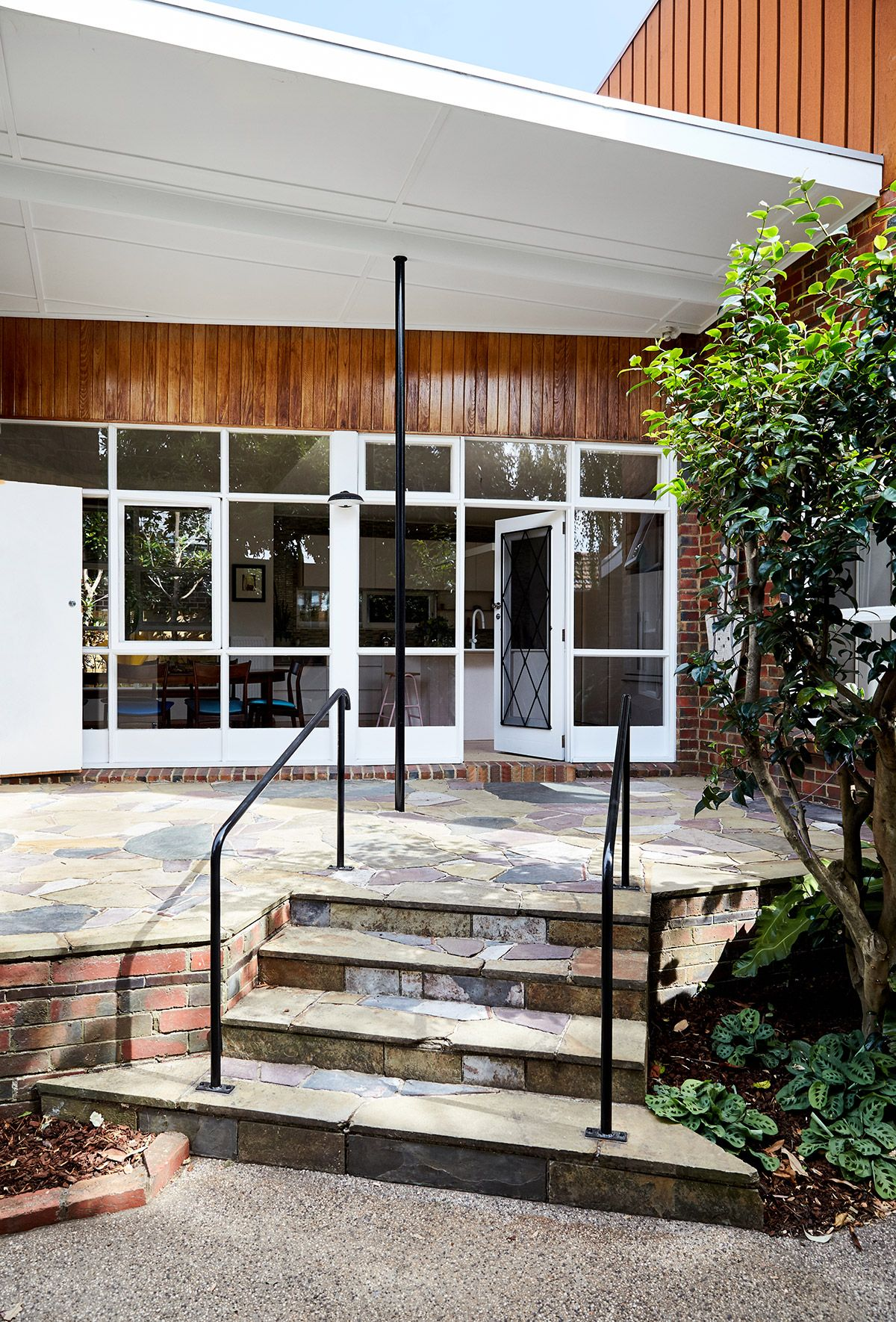 Ruby Mid Century House Architecture House Styles