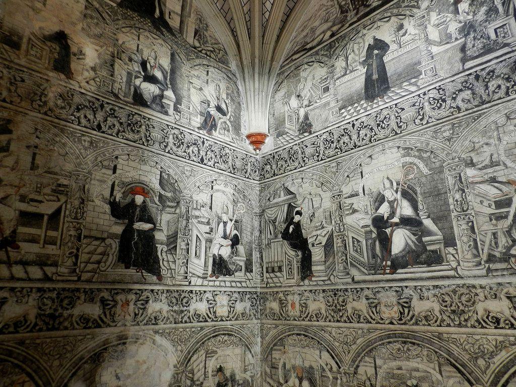 ex convento de San Nicolás Tolentino