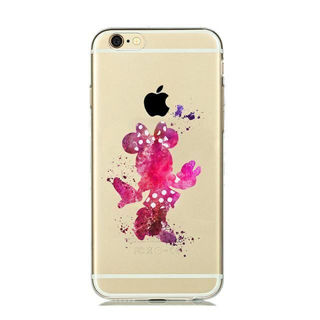 coque iphone 7 disney minnie