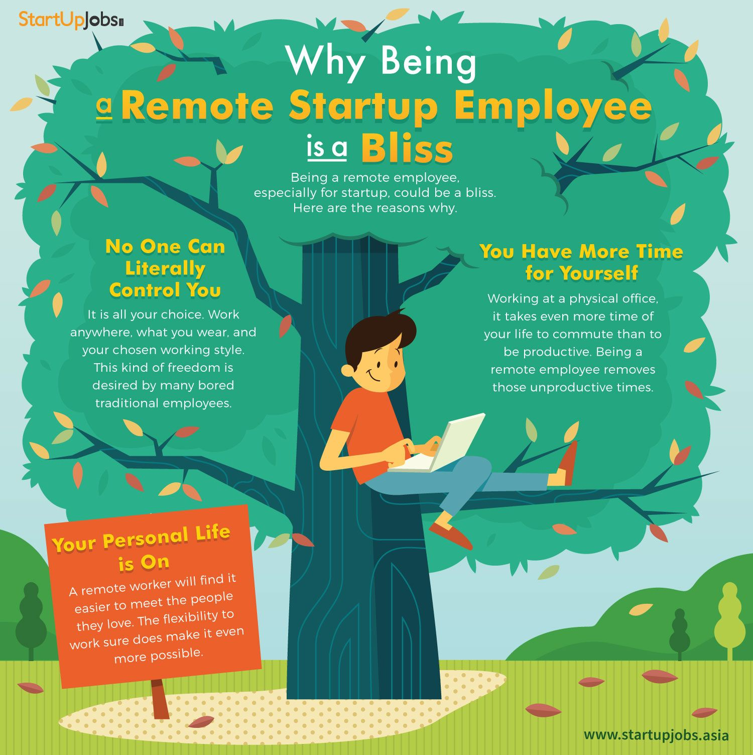 Being a #Startup Employee working remotely is a bliss! Here's why: http://bit.ly/1VFpKks  #repin #share #remote
