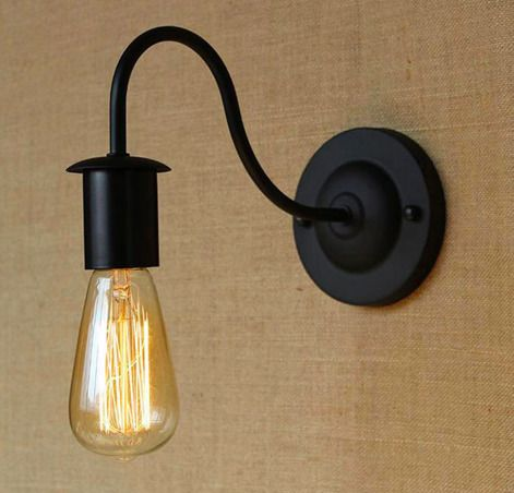 11 Vintage Retro Industrial Bed Side Wall Lamp Lighting | Home ...