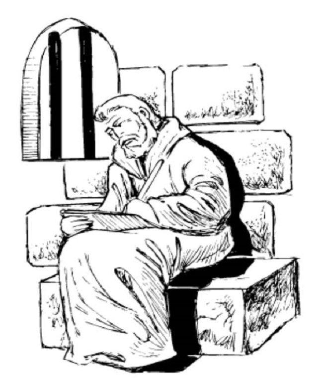 Apostle Paul Printable Coloring Page