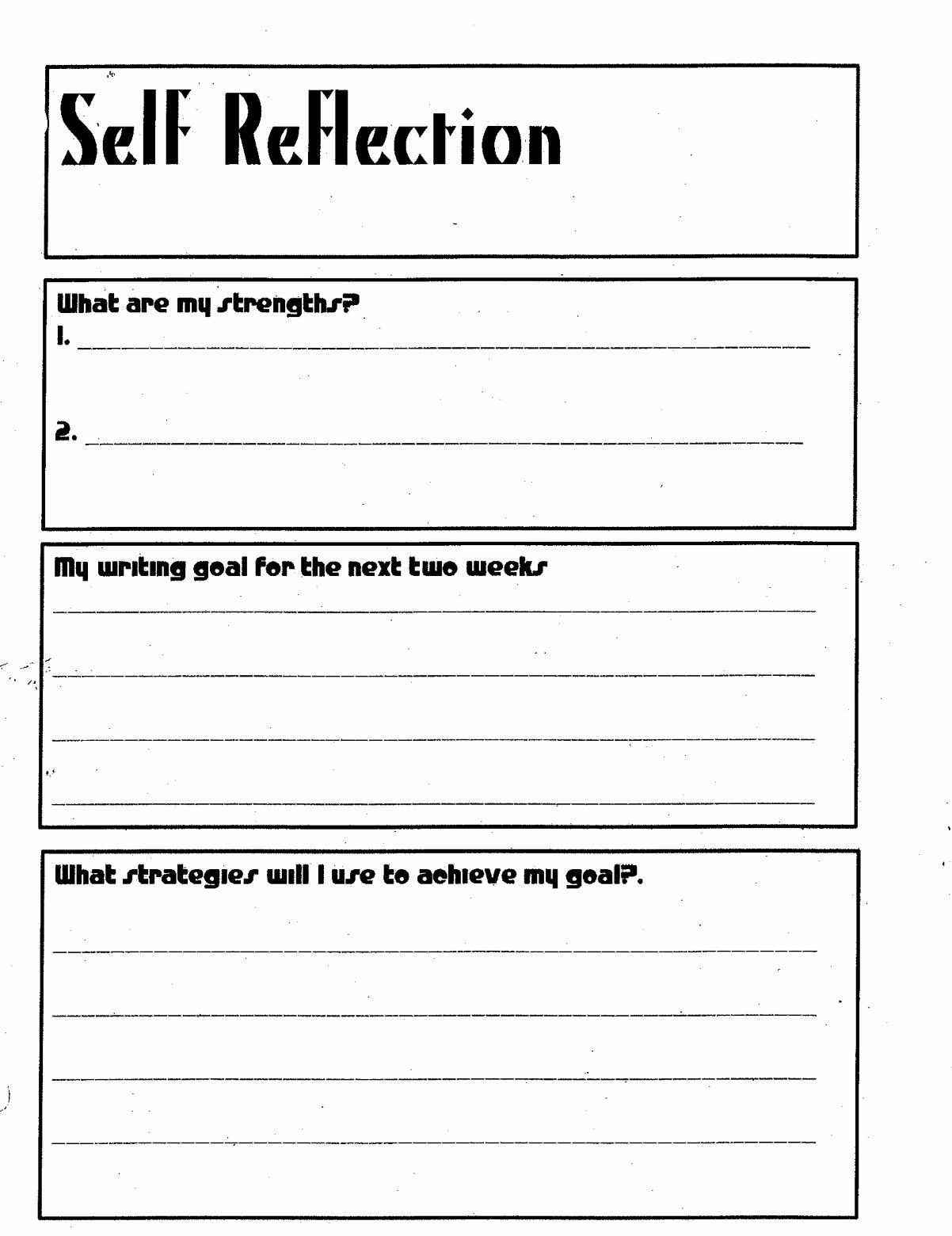 Self Reflection Worksheet For Students Elegant Diversity Dish Self Reflection Before And Aft Writing Units Middle School Math Worksheets Reflection Activities [ 1560 x 1202 Pixel ]