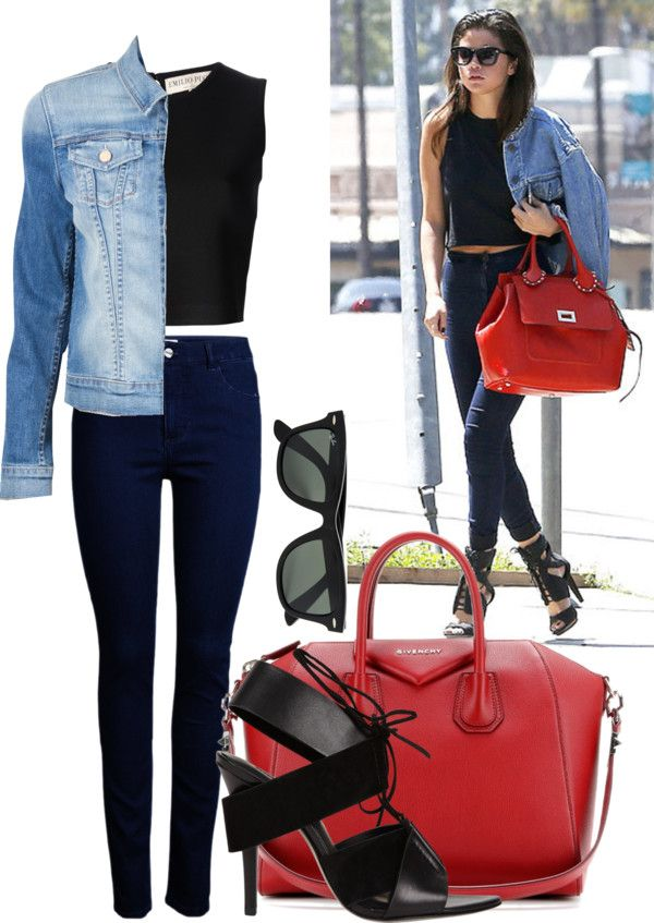 """""""Selena Gomez"""" by janelle-soriano on Polyvore"""