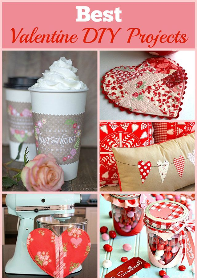 Diy Valentine Gifts You Can Make In Under An Hour Homemade