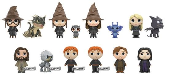 Funko Harry Potter Mystery Minis Series 2 Checklist Set Info Odds Rarity Scale Shopping Guide Gallery Includes At Least 22 Figures From The