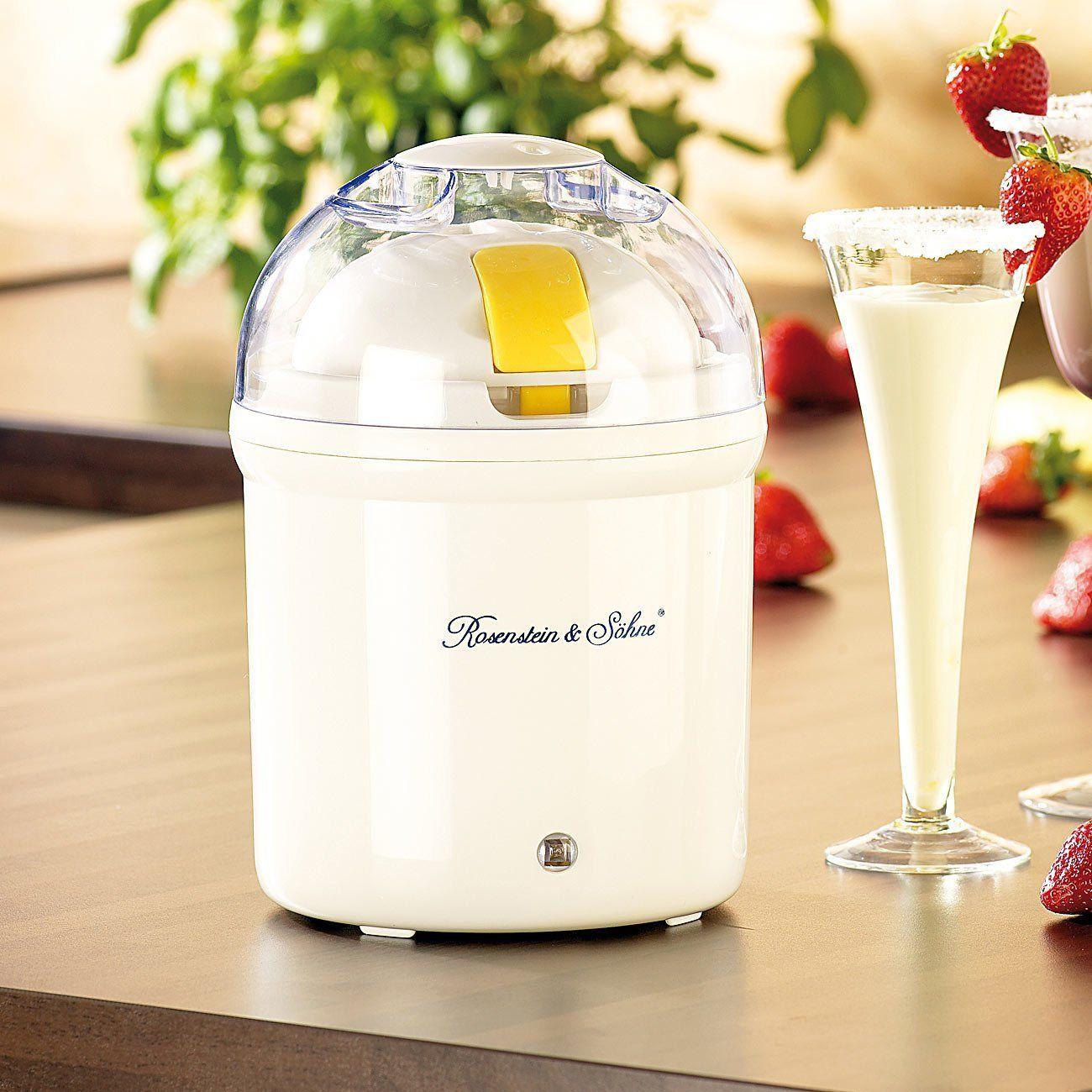 Amazon.de: Rosenstein & Söhne Joghurt-Maker für 1 Liter frischen Joghurt