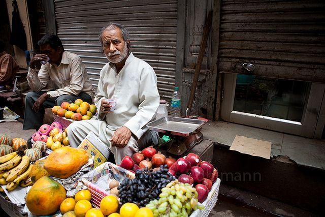 Old Delhi by Lars Pohlmann, via Flickr
