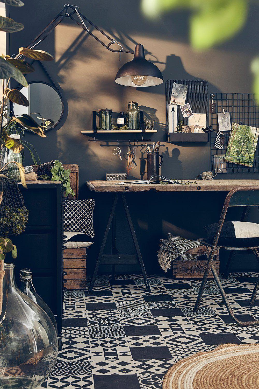Style atelier : comment se façonner un intérieur digne d'un artiste ? - Marie Claire