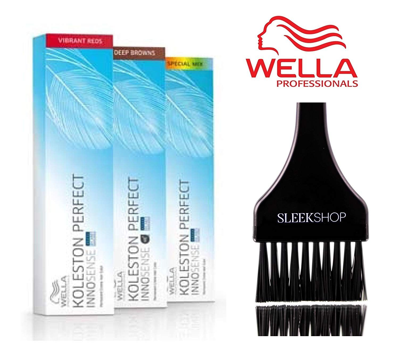 Wella Koleston Perfect Innosense Permanent Creme Hair Color With Sleek Tint Brush 5 0 Light Brown Check This Awesome Hair Color Wella Koleston Wella