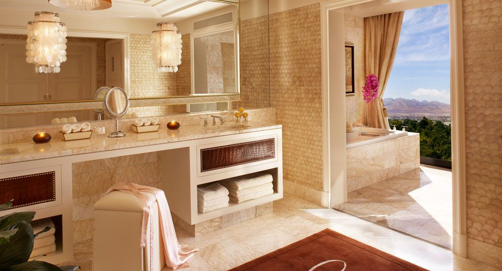 Encore Las Vegas Two Bedroom Apartment at 3,475square