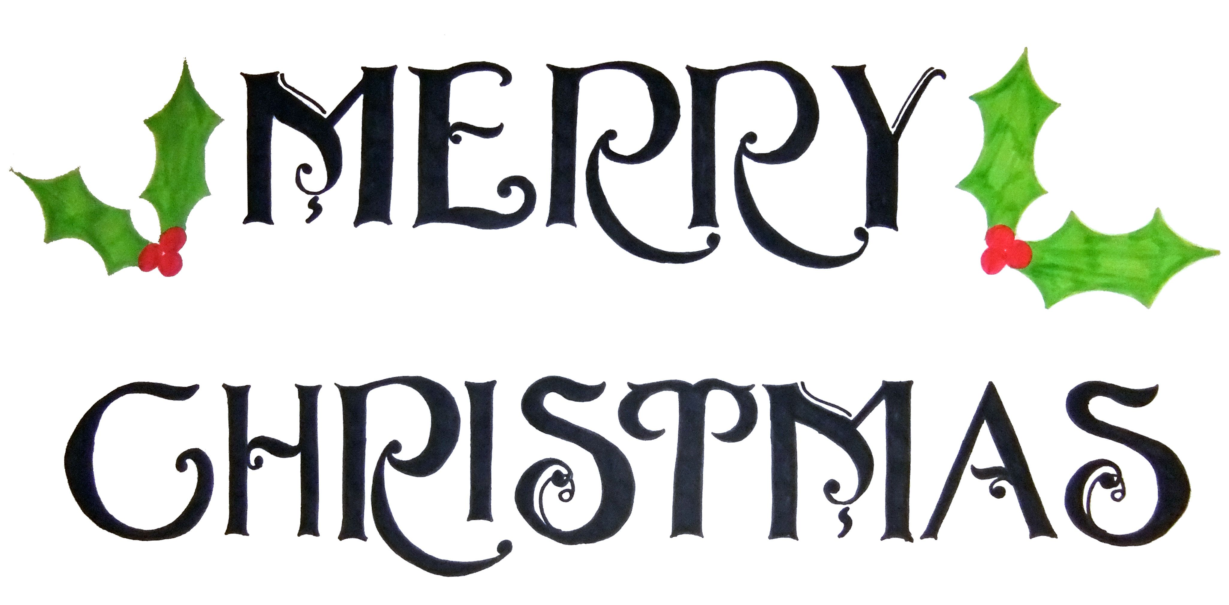 Images For > Merry Christmas Stencil Free Printable