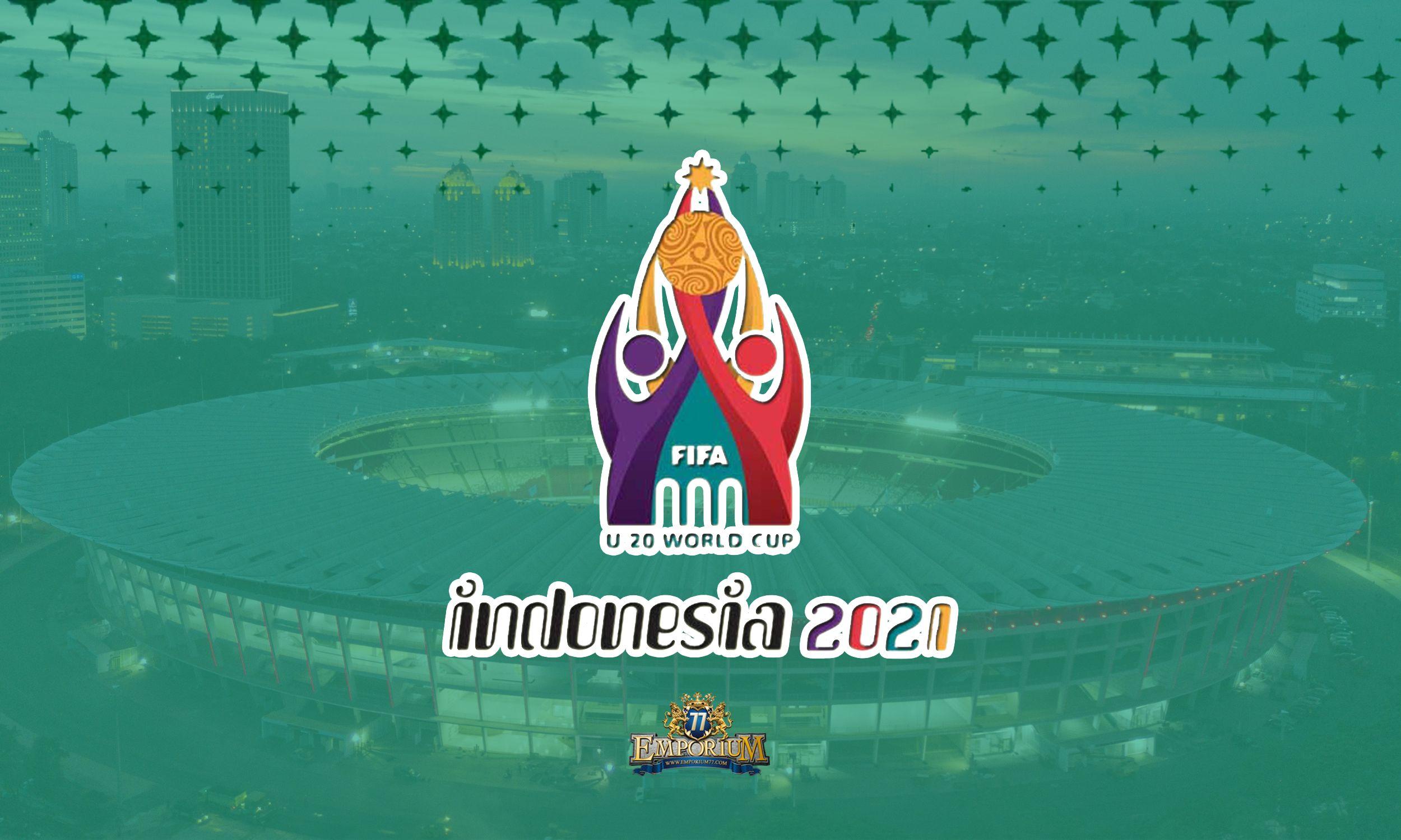 Cerita Di Balik Logo Piala Dunia U 20 2021 Piala Dunia Dunia Indonesia