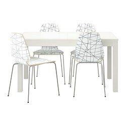 acompaa tus muebles de comedor con un juego de mesa ikea