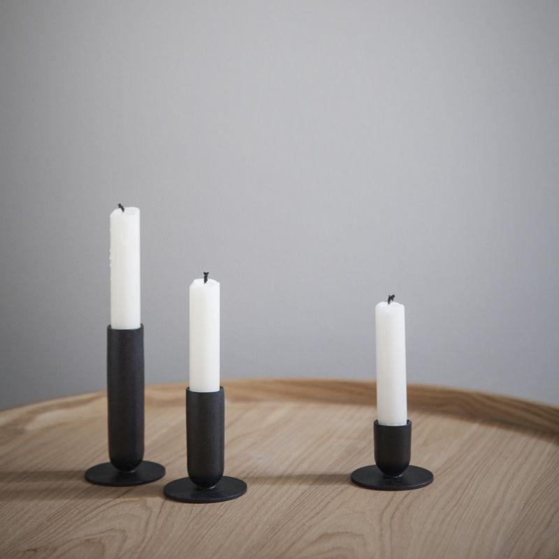 Menu Luster Candleholders, Set of 3, by StokkeAustad