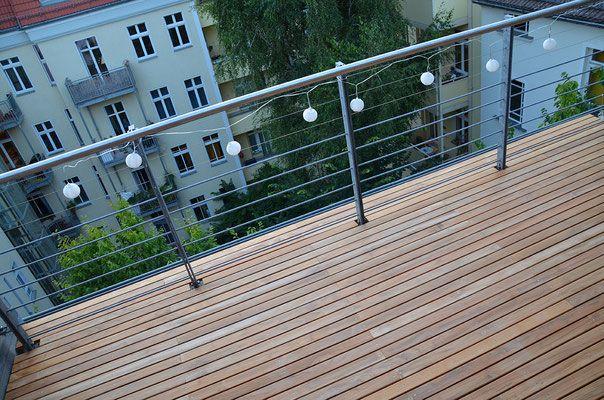 erfahrungen von unseren kunden mit teak-terrassendielen. fotos von,