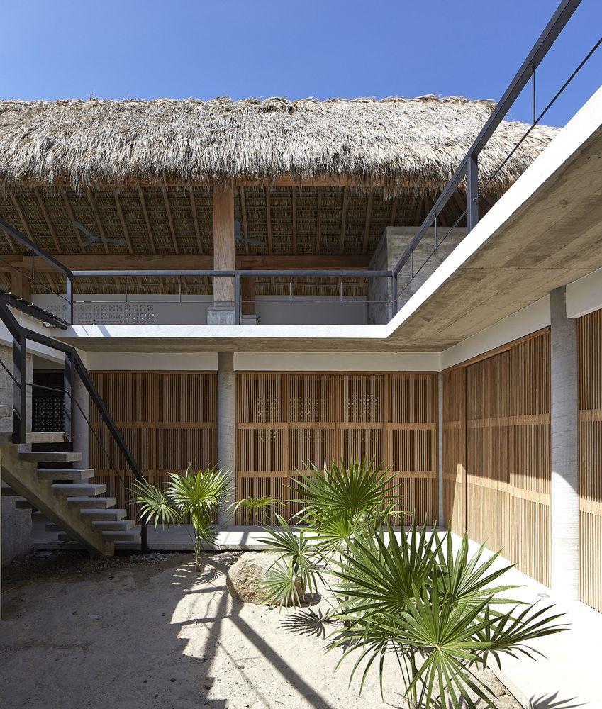 Galería De Casa Cal / BAAQ' - 2