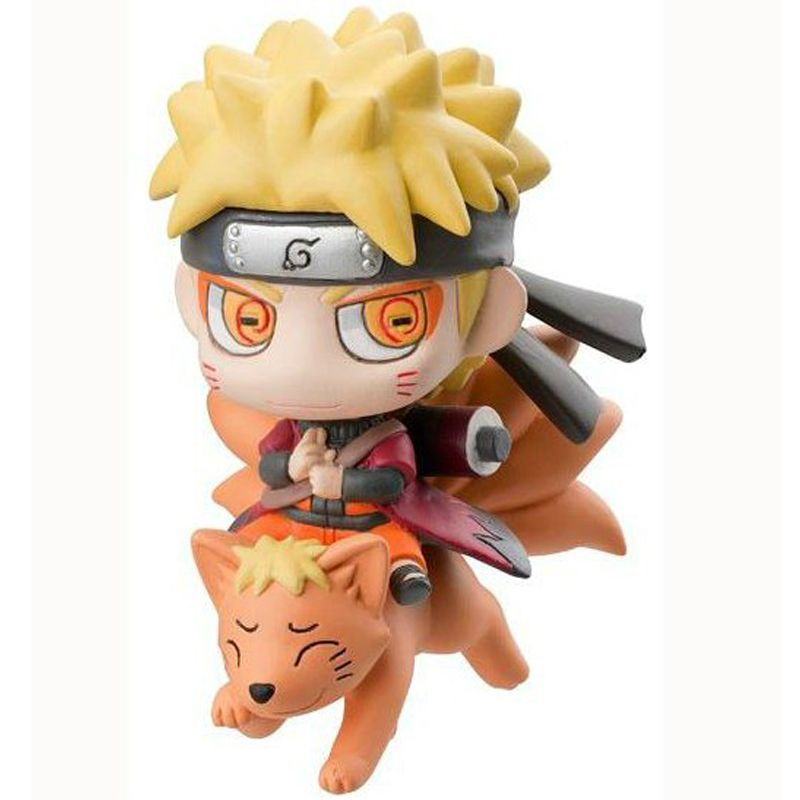 Funko Pop Naruto Uzumaki Naruto With Nine Fox Kyuubi Mini Figure