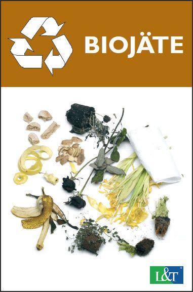 Biojäte Kierrätys