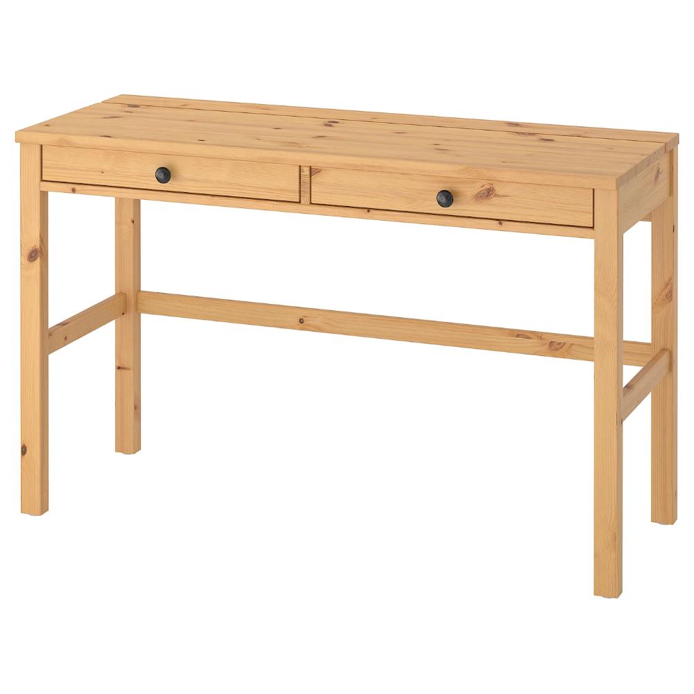 Schreibtisch Ikea Hemnes 2021
