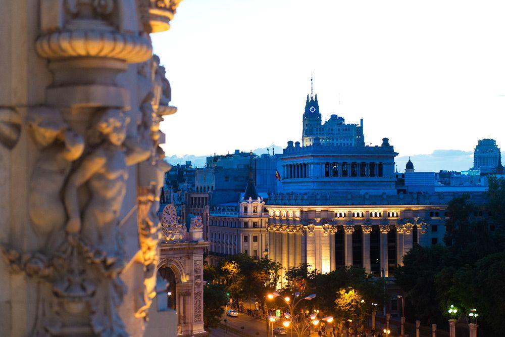 Sabor tradicional de una vida cosmopolita. http://soy.ph/MadridViajes-Pin #Madrid #ViajesPalacio
