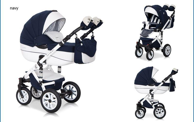 Riko Brano Ecco Wozek 3w1 Z Fotelikiem Newborn Stroller Baby Strollers Stroller