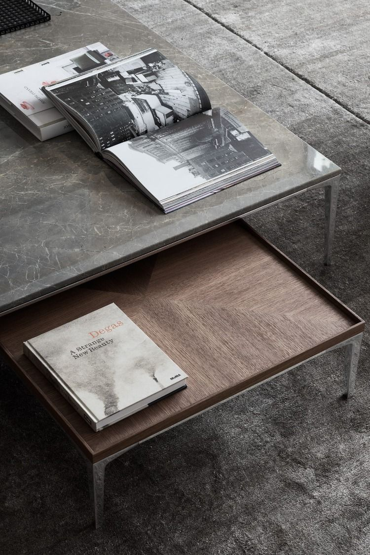 Rimadesio Tray Coffee Table By Giuseppe Bavuso Everything But Ordinary Coffee Table Tray Coffee Table Coffee Table Wood [ 1125 x 750 Pixel ]