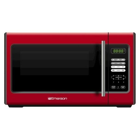 Microwave Perfect For Cooking The Finest Dorm Room Cuisine Frozen Dinners Reheating Leftovers Microw Emerson Microwave Microwave Stainless Steel Microwave