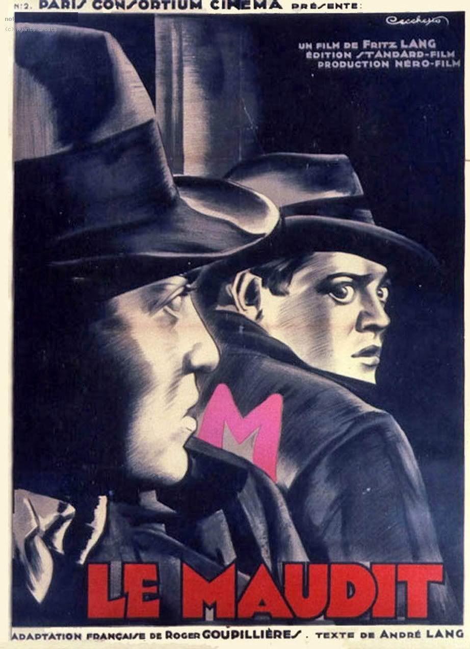 Lili's Movies: Dossier M le Maudit