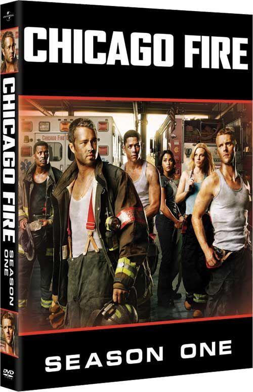 Chicago Fire Season 1 Dvd Chicago Fire Jesse Spencer Chicago