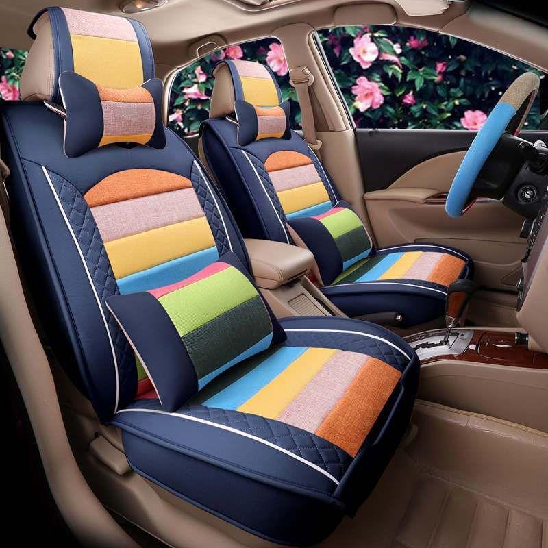 Buy online US $172.42 Car Seat Cover,Universal Seat Cushion,Senior ...