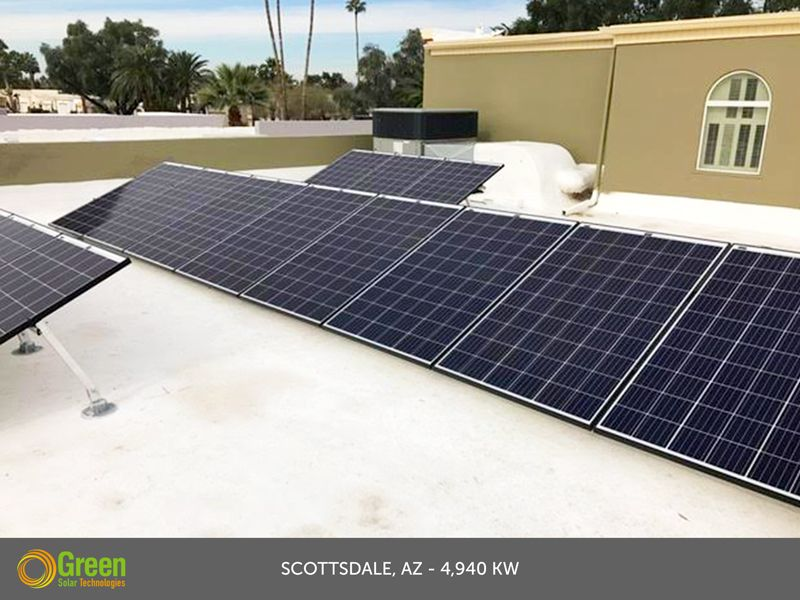 Green Solar Technologies Solarpanel Installation 4 940 Kw Call For A Quick Quote 844 765 8324 Www Gr With Images Solar Panels Solar Technology Solar Panel Installation