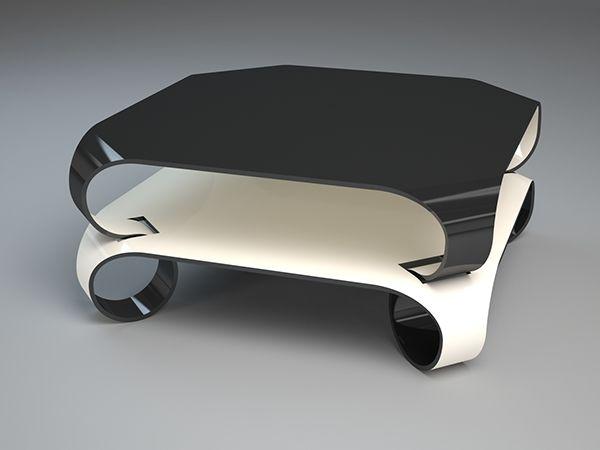 Arabica   Coffee Table On Behance