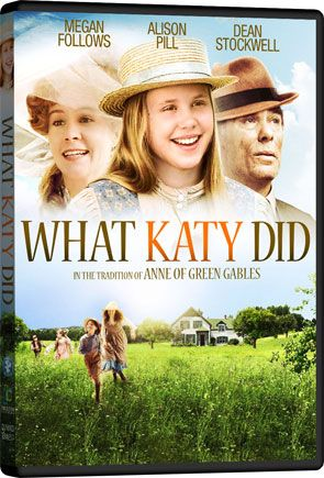 What Katy Did - DVD Image