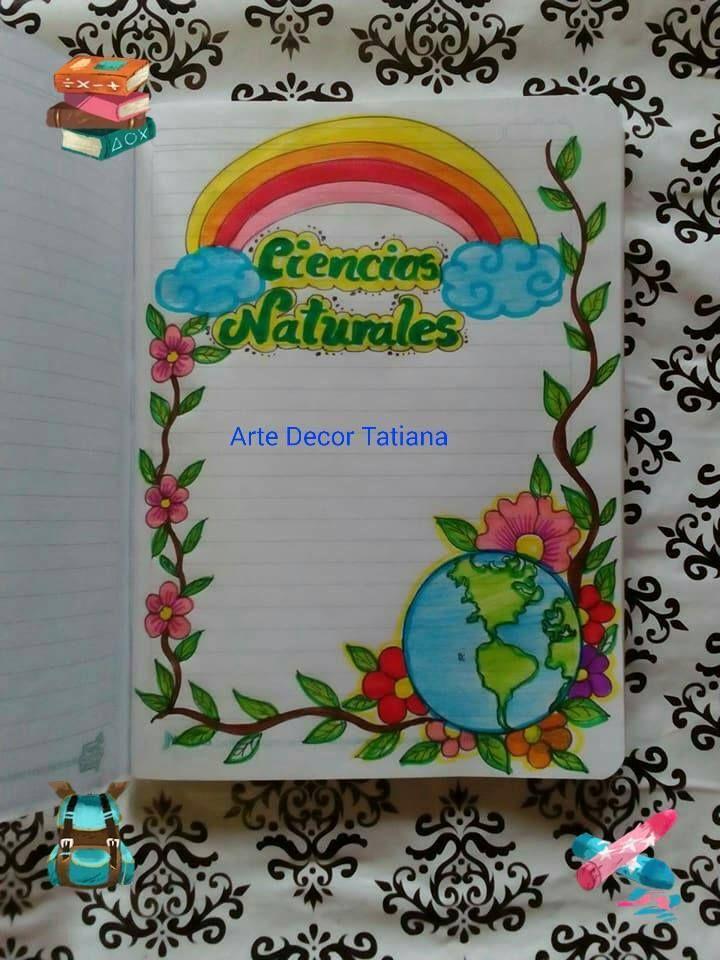 Bienvenidos Al Aula Virtual De La G U E San Carlos De Puno Perú Caratulas De Ciencias Caratulas De Ciencias Naturales Portada De Cuaderno De Ciencias