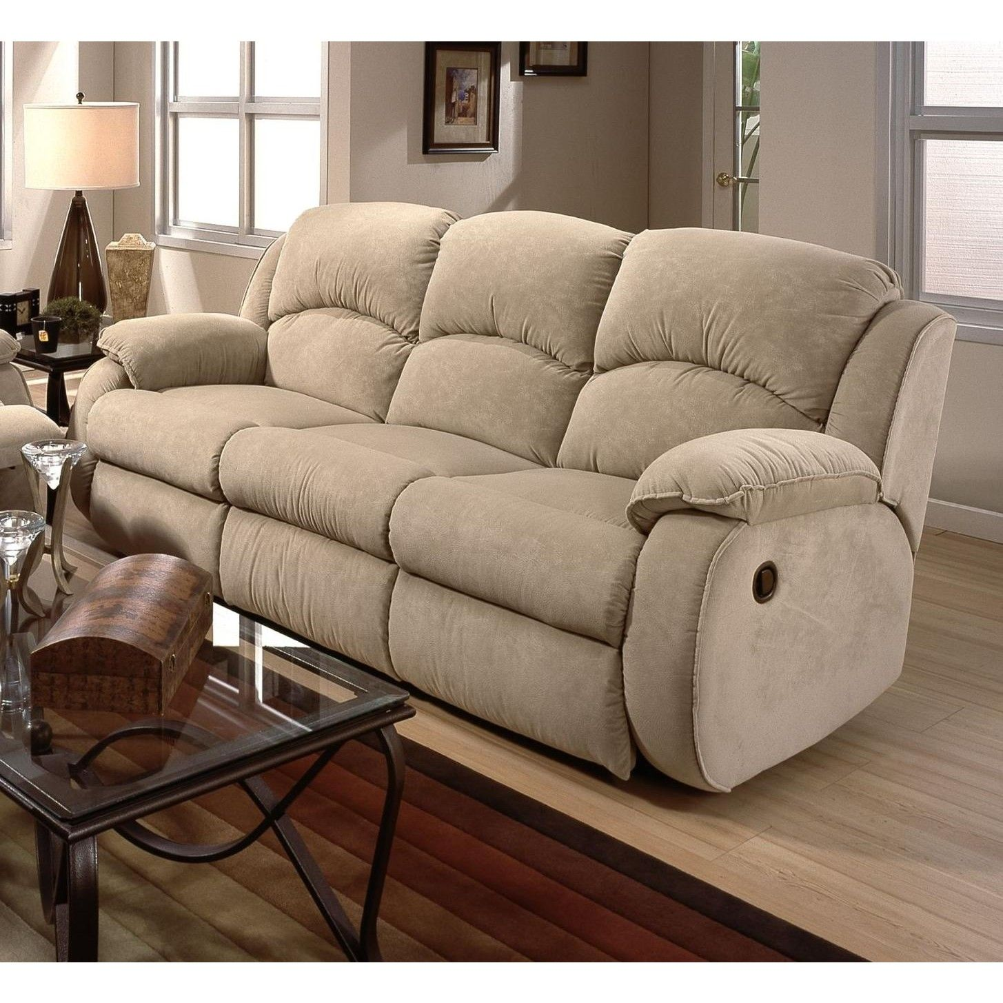 Southern Motion Cagney Double Reclining Sofa 705 31 By Southern