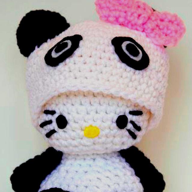 Crochet hello kitty   Crochet Hello Kitty   Pinterest