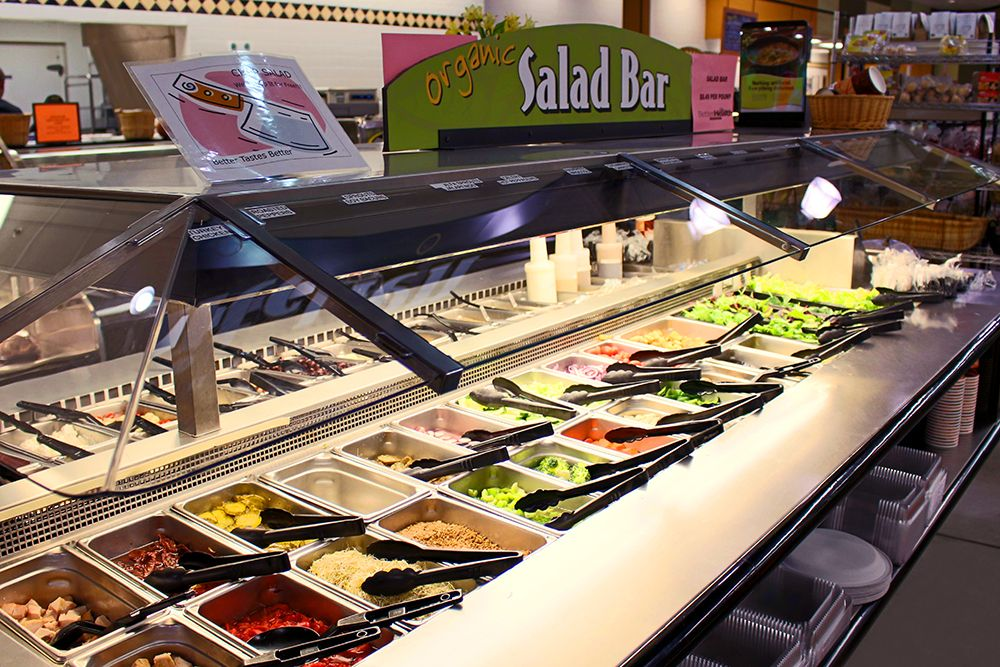 better health market salad bar in novi Salad bar, Health