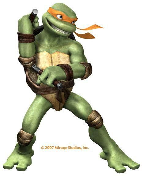 Michelangelo Tmnt Tmnt Movie Teenage Mutant Ninja Turtles