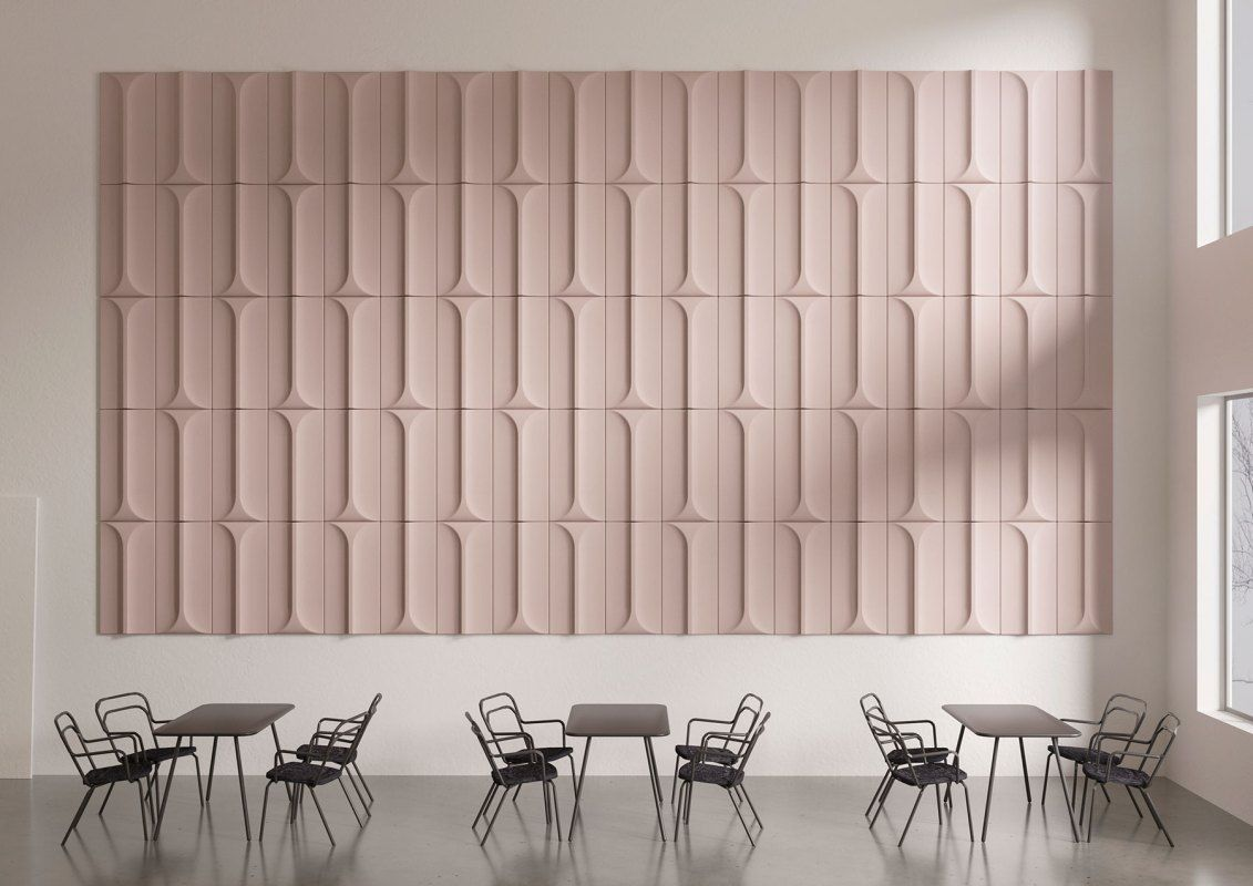 Arc Minimal Acoustic Panels Acoustic Wall Panels Acoustic