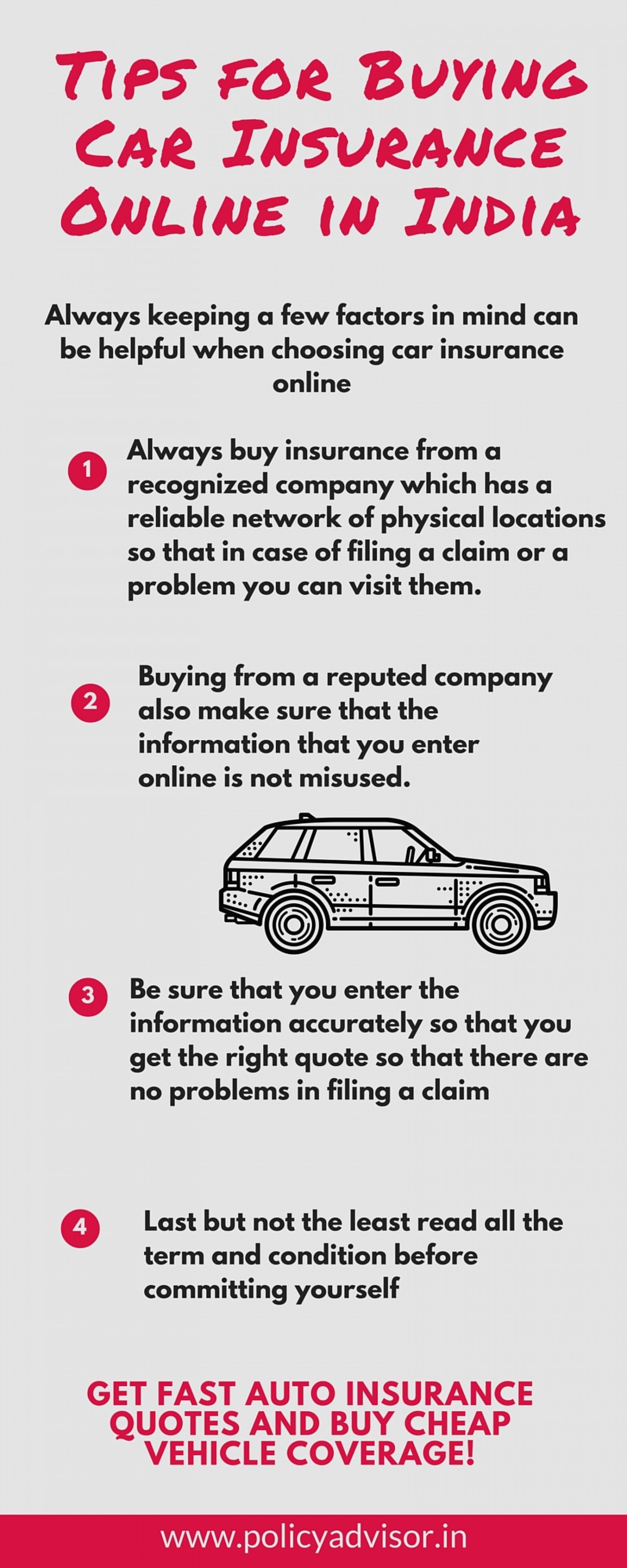 Tips For Buying Auto Insurance Online Car Insurance Car