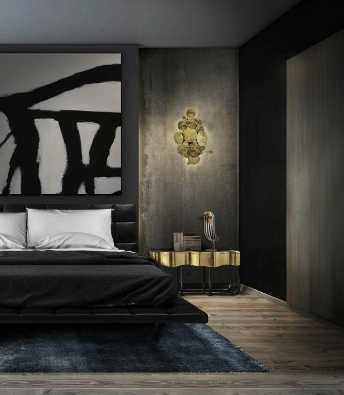 10 große Geheimnisse für große Schlafzimmer fühlen sich wohl