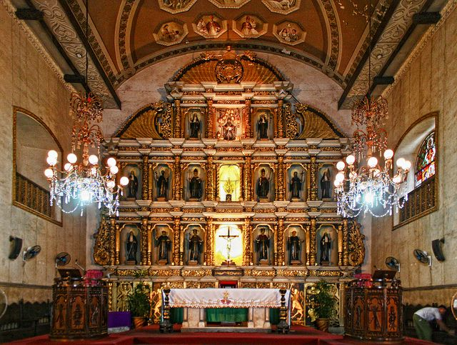 Destination Of The Week Philippines Philippine Architecture Cebu Santo Nino