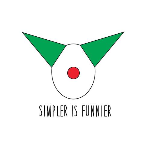 Design Portfolio - Simpler is Funnier