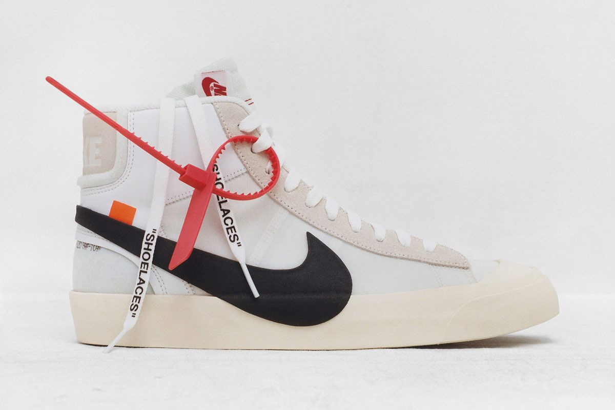 Ranking All 10 Virgil Abloh x Nike Sneakers From Worst to Best